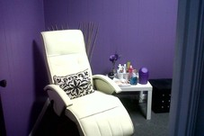 Pedicure Room-Relax in one of our Massage Chairs