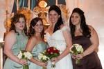 Brides and Bridesmai Hair and Makeup