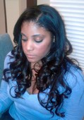 Microlink Weft Extensions 18 inches