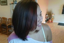 #96119 Hair by Yarie@'s Appointment Photo taken in Sheeke Salon & Spa, Leominster