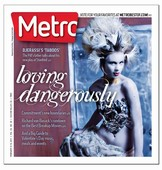 Metro Cover February 2010
