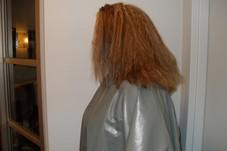Before Keratin Treatment