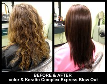 Keratin Complex Express Blow Out