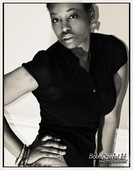 Client: Model Shanel Burns styled her for a photoshoot