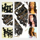 "Get your virgin indian hair from Glam Suite! Lengths 12""--22"" available see www.latonya4hair.com for more info."