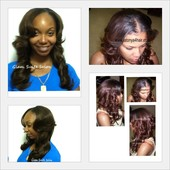 Some pictures of my work. See my website for more www.latonya4hair.com