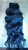 virgin indian hair, from wavy to straight,  12-30inches  priice  from $120-210