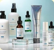 SkinCeuticals products are used at Matthew's Salon.  For more information visit skinceuticals.com