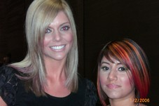 Joico models from the Armstrong McCall FashionFocus HairShow @ Galveston Tx. If you like the color and cut I will give to you!