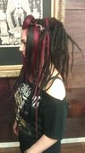 Human and synth dreads
