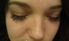 Extreme Eyelash Extensions done by Beauty On Display