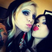 MAKE UP AND HAIR FOR TATTOOWIVES REALITY SHOW