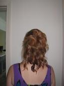Ivys Hair, a quick do ..
