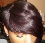 #280016 Tiffanie's Appointment Photo taken in 7 Hair  Salon, Phila