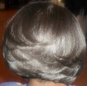 #280314 Tiffanie's Appointment Photo taken in 7 Hair  Salon, Phila