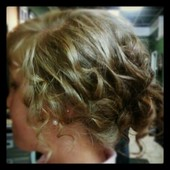 Long Hair Design- Prom 2012