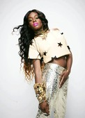 Interscope Recording Artist Azealia Banks  Paper Magazine  Hair by Bianna Shehee for Lush Hair Imports and Salons
