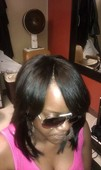 Invisible part sew-in, full sew-in no glue