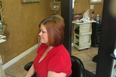 color hilites and cut
