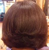 #349017 Tiffanie's Appointment Photo taken in 7 Hair  Salon, Phila