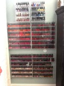 Many polishes to choose from!!