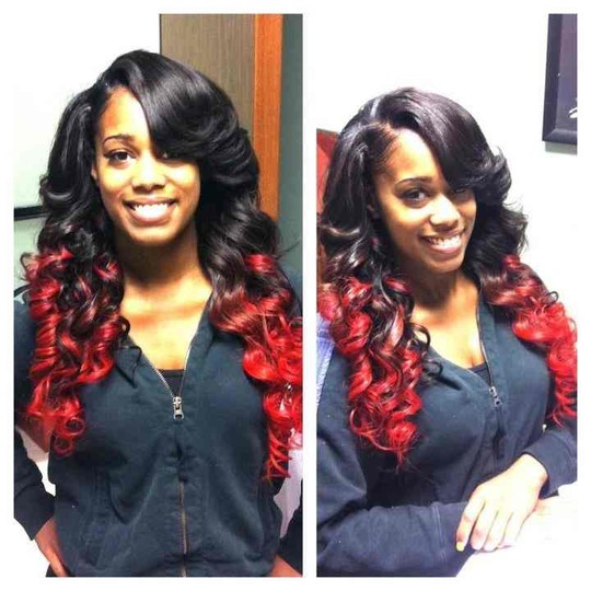 #365942 TOTTEANNA SOWELS's Appointment Photo taken in Trend Setters Salon, Houston