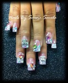 #371869 Serena Savala's Appointment Photo taken in iCandy Nails, Fresno