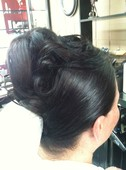 Wedding Updo September 2, 2012