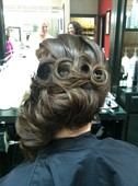 Wedding Updo September 1, 2012