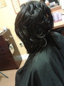 Relaxer and Doobie Wrap Combout