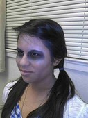 "Ysenia S. Makeup ""dead"" Dorothy"