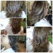 #493983 Connie Villafan's Appointment Photo taken in Devine Hair/Connie Villafan, Monrovia