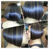 #493982 Connie Villafan's Appointment Photo taken in Devine Hair/Connie Villafan, Monrovia