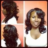 #497725 Satarra Parker's Appointment Photo taken in The Beauty Lounge, Philadelphia