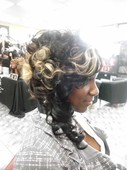 Quick Weave Cap Style (layered cut)