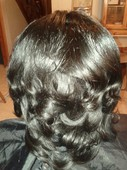 PARTIAL CELEBRITY SEW-IN