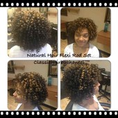 Natural Hair.....