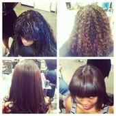 A little hair color!!