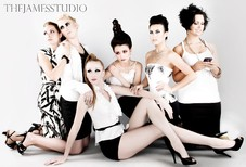 Editorial Shot with The James Studio