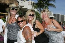 #551880 Debbie at La'akea spa Hawaii's Appointment Photo taken in outrigger reef Spa, Honolulu
