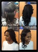 relaxer . Color. Trim. CLIP INS added & style