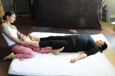 Thai Massage - Supine Postures