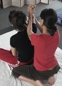 Thai Massage - Seated Postures