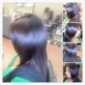 #633020 Connie Villafan's Appointment Photo taken in Devine Hair/Connie Villafan, Monrovia