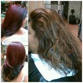 #633021 Connie Villafan's Appointment Photo taken in Devine Hair/Connie Villafan, Monrovia