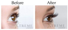 Xtreme Lashes is the brand used at Imperial Lashes