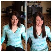New hair for Emily!