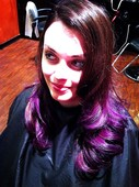 Ombre Colour/Funky New Trends