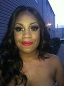 Smokey Eye x Red Lip - Prom 2k13