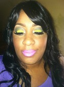 Neon Eyes x Lips